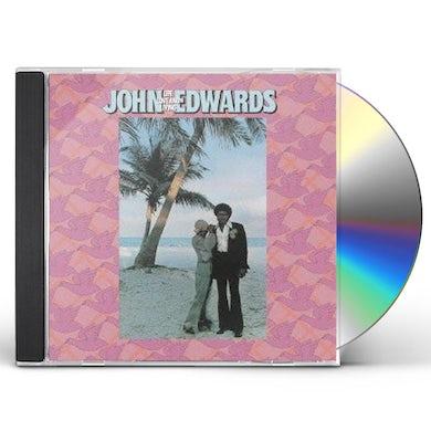 John Edwards LIFE LOVE & LIVING CD