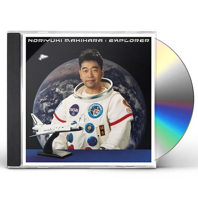 Noriyuki Makihara (EXPLORER) 10TH ANNIVERSARY EDITION CD