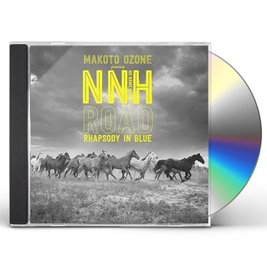 Makoto Ozone ROAD (FEAT. NO NAME) CD