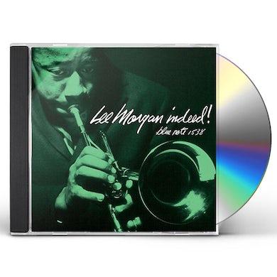 Lee Morgan INDEED!: LIMITED CD