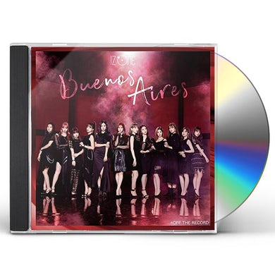 IZ*ONE BUENOS AIRES (A VERSION) CD