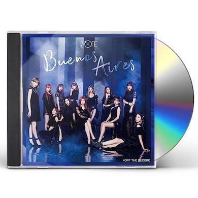 IZ*ONE BUENOS AIRES (B VERSION) CD