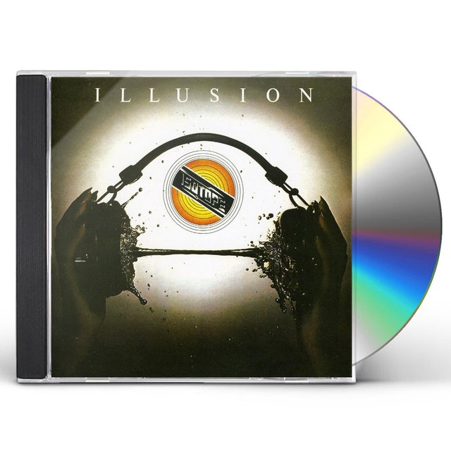 Isotope ILLUSION CD