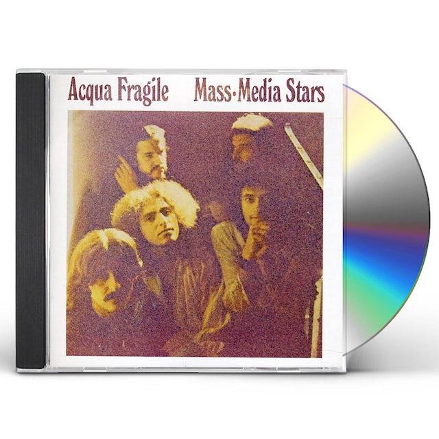 Acqua Fragile MASS MEDIA STARS CD
