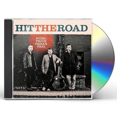 Nigel Organ Trio Price HIT THE ROAD CD