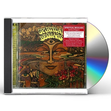 SPIRITUAL BEGGARS CD