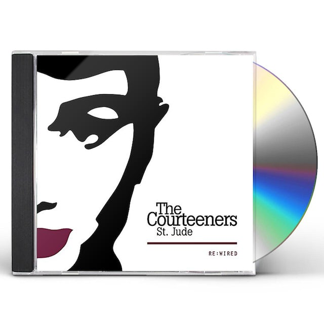 Courteeners ST JUDE RE:WIRED CD