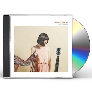 Natalie Evans BETTER AT NIGHT CD