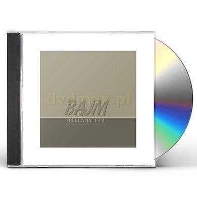 BALLADY 1 & 2 CD