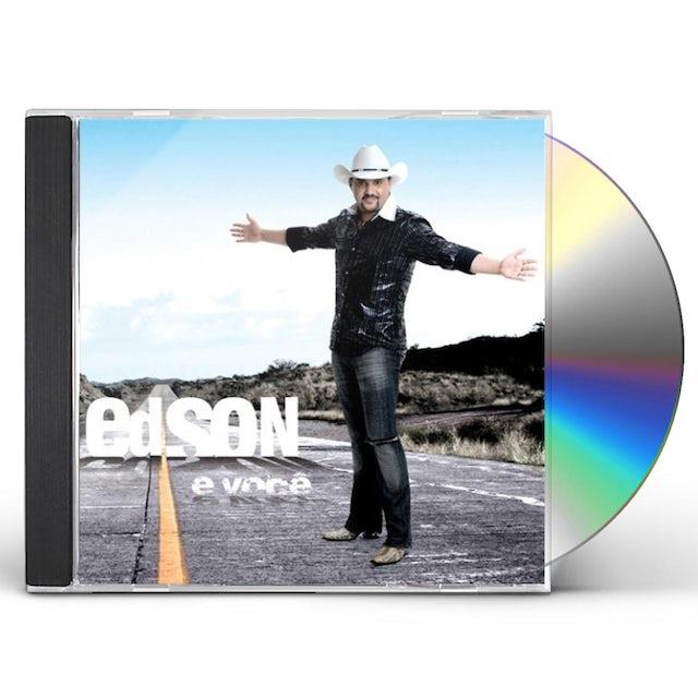 Edson VOCE CD