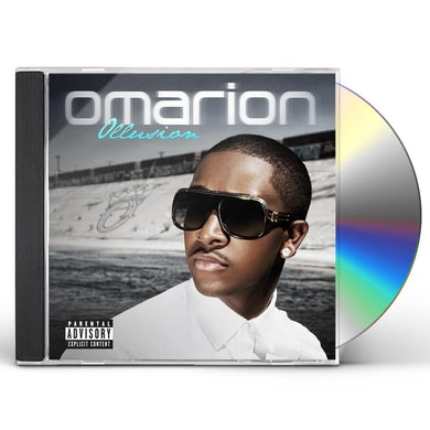 Omarion OLLUSION CD