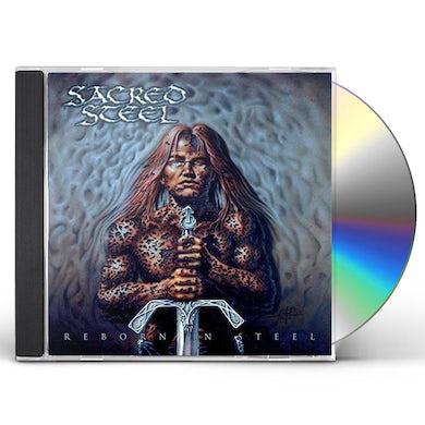 Sacred Steel REBORN IN STEEL CD
