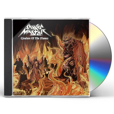 SAVAGE MASTER CREATURE OF THE FLAMES CD