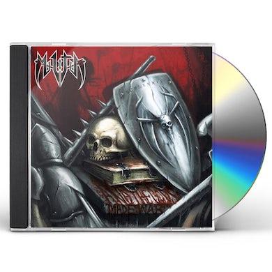 & THE GODS MADE WAR CD