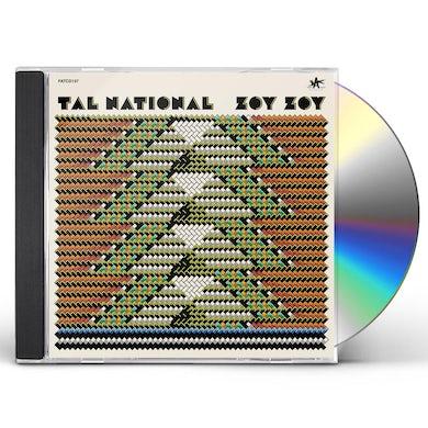 Tal National ZOY ZOY CD