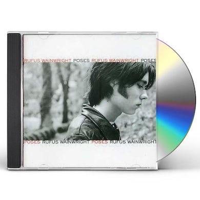 Rufus Wainwright POSES CD