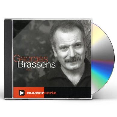 Georges Brassens MASTER SERIE 1 CD