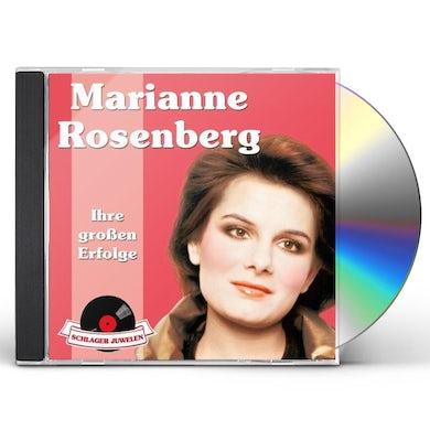 Marianne Rosenberg SCHLAGERJUWELEN CD