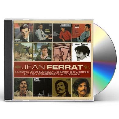L'INTEGRALE DES ENREGISTREMENTS ORIGINAUX DECCA CD