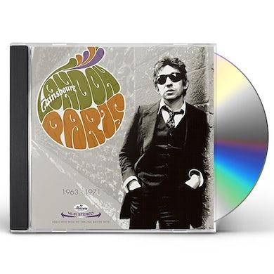 Serge Gainsbourg GAINSBOURG LONDON PARIS CD