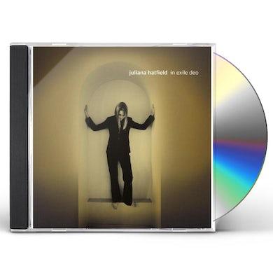 Juliana Hatfield IN EXILE DEO CD