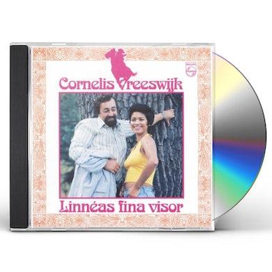 Cornelis Vreeswijk LINNEAS FINA VISOR CD
