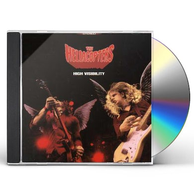 Hellacopters HIGH VISIBILITY CD