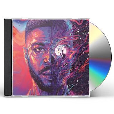 Kid Cudi Man On The Moon III: The Chosen (Edited) CD