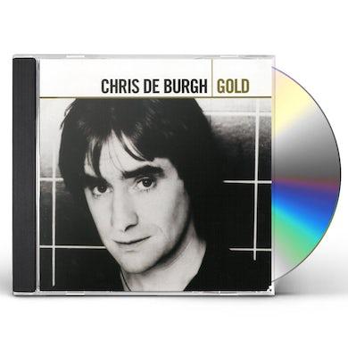 Chris De Burgh GOLD CD