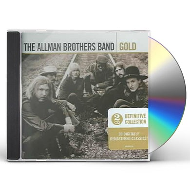 The Allman Brothers Band  GOLD CD