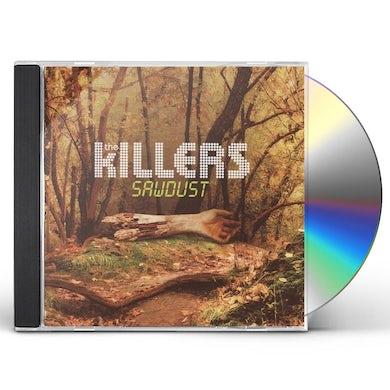 The Killers SAWDUST (BONUS TRACK) CD