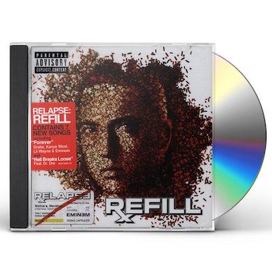 Eminem RELAPSE: REFILL CD