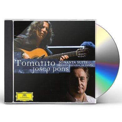 Tomatito SONANTA SUITE CD