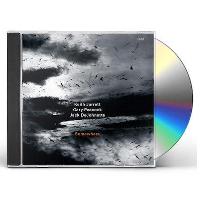 Keith Jarrett SOMEWHERE CD