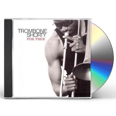 Trombone Shorty FOR TRUE CD