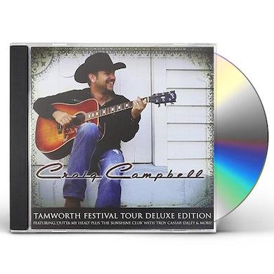 CRAIG CAMPBELL: TAMWORTH FESTIVAL CD