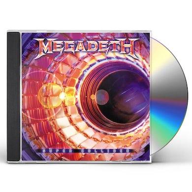 Megadeth SUPER COLLIDER CD