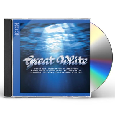 Great White ICON CD