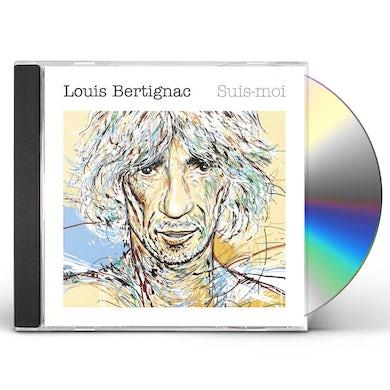 Louis Bertignac SUIS MOI CD