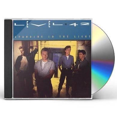 Level 42 STANDING IN THE LIGHT CD