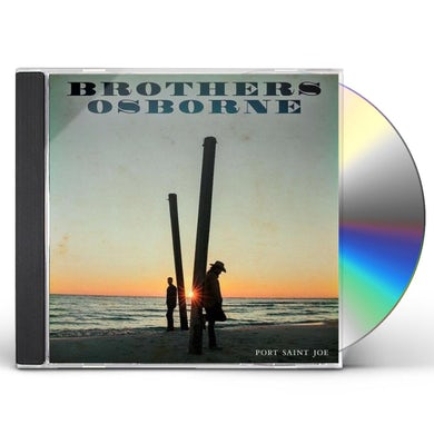 Brothers Osborne PORT SAINT JOE CD