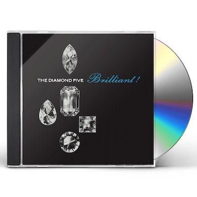 Diamond Five BRILLIANT! CD
