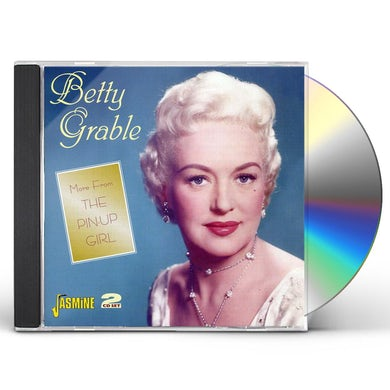 Betty Grable MORE FROM THE PIN-UP GIRL CD