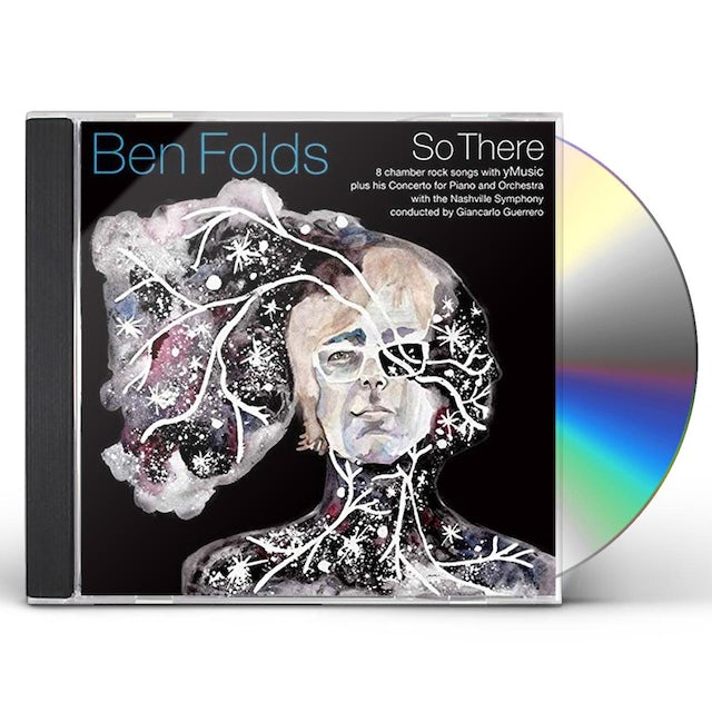 Ben Folds SO THERE CD