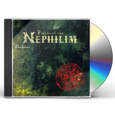 Fields of the Nephilim REVELATIONS CD