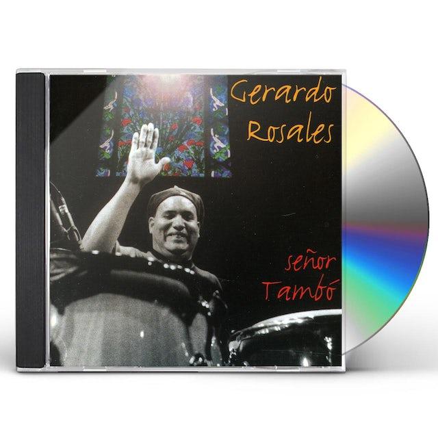 Gerardo Rosales SENOR TAMBO: THE MASTERPIECE CD