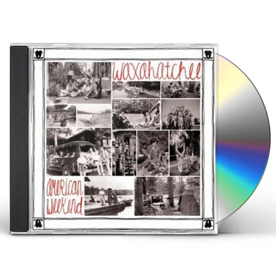 Waxahatchee AMERICAN WEEKEND CD