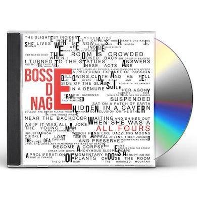 Bosse-De-Nage ALL FOURS CD