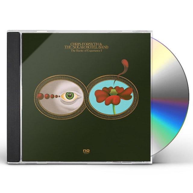 Chris Forsyth & Solar Motel Band RARITY OF EXPERIENCE CD