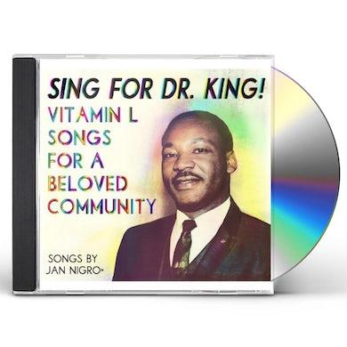 Vitamin L SING FOR DR KING CD